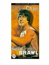 BATTLE CREEK BRAWL DVD Jackie Chan Collectors Edition New Sealed UK Release