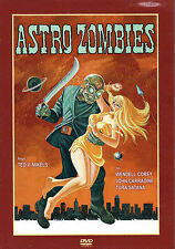 Astro Zombies - Hardbox - Uncut -