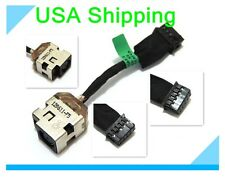 Original DC power charging jack w cable for HP ENVY 17t-3000 17-3000ea 17-3095ca