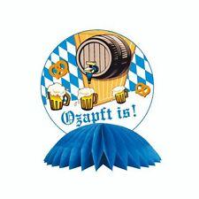 Tischaufsteller Ø 20 cm 22 cm Ozapft is! Oktoberfest Bayrisch Bayern Party Wiesn
