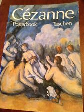 Cezanne Posterbook Taschen  Includes 6 Posters