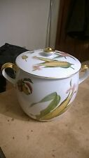 Royal Worcester China Evesham Gold Rim LARGER ONE Shape 29 Tureen