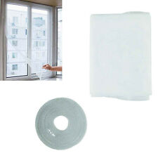 Hot Window Screen Mesh Net Moth Door Netting Insect Fly Mosquito White Curtains