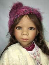 "35.5"" Inga by Annette Himstedt from 2004 Play Street Collection w/Box Lt 277"