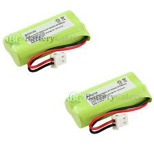 2 Battery 350mAh NiCd for VTech BT162342 BT262342 2SNAAA70HSX2F BATT-E30025CL