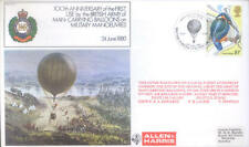 FF17 British Army use of manned balloons RAF cover