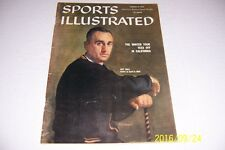 1960 Sports Illustrated  ART WALL Golfer TO BEAT Winter Tour NO LABEL News Stand