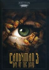 Candyman 3: Day of the Dead DVD Region 1 CLR/CC/5.1/WS/Keeper