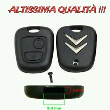 Chiave Guscio Cover Per for Citroen C1 C2 C3 C4 C5 Xsara Saxo Case Key Caso New