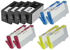 10x Refilled Ink Cartridges for HP 920XL (4B2C2Y2M) W/Chip FOR HP Officejet 6000