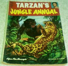Tarzan's Jungle Annual 1, (FN- 5.5) 100 pages 1952, 40% off Guide!