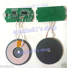 Universal QI Wireless Charger Charging Transmitter Module iphone Android Cell