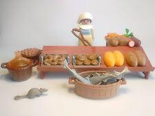 PLAYMOBIL Panadera, Mercado, Vendedora, Pastora Belén, Navidad, Christmas, Baker