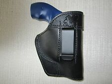 """Ruger lcr, Smith & Wesson 2"""" j frame, Taurus 2"""" small frame IWB revolver holster"""