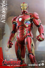 Hot Toys Iron Man Mark XLV Avengers Age of Ultron 1/4 Scale Figure PREORDER