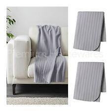 2 x IKEA vitmossa grigio in pile divano LANCIA 120x160cm