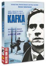 KAFKA (1991) - Jeremy Irons DVD *NEW