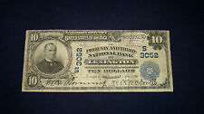 1902 Series $10 National Banknote - Phoenix and Third National Bank of Lexington