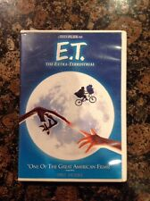 E.T. The Extra-Terrestrial (DVD,2005,Full Frame) Authentic US Release Rare Oop