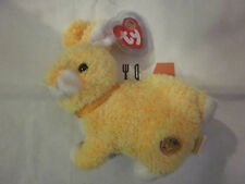 TY BEANIE BABY BUTTERCREAM THE EASTER RABBITT 2002