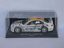 FLY Car BMW 320i E-46 FIA etcc 2002 #42 - Ref. A621 & 88076