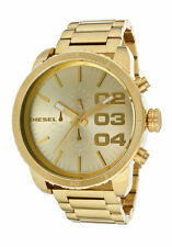 *BRAND NEW* Diesel Men's Gold-Tone Analog Watch DZ4268