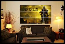 XBOX/playstation dark souls 3 Wall Art Poster