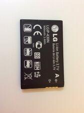 NEW OEM LG LGIP-430N Imprint MN240 GU295 LX290 LX290C LX370 SBPL0098201 BATTERY!