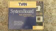 Tyan Motherboard Dual CPU Intel Socket 370 ATX BOX