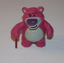 Disney Lotso Bear PVC Action Figure 3 inch  Toy Story 3