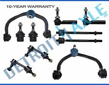 New 10pc Complete Front Suspension Kit - 2004 Ford Expedition Lincoln Navigator