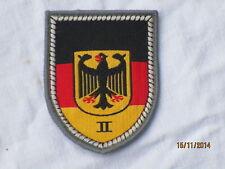 Bw-Verbandsabz. Wehrbereichskommando  2  , WBK II