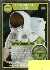 DR WHO MONSTER INVASION SET 2 EXTREME RARE: 288 ASTRONAUT SUIT