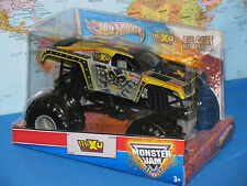 1/24 HOT WHEELS MONSTER JAM MAX-D DECADE OF MAXIMUM DESTRUCTION TRUCK DIECAST