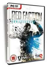 """Red Faction Armageddon (PC DVD) """"BRAND NEW AND FACTORY SEALED"""""""