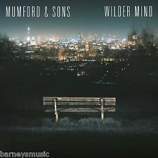 MUMFORD & AND SONS ( NEW SEALED CD ) WILDER MIND