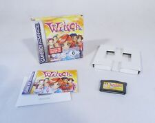GAMEBOY ADVANCE / WITCH