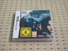 Witches Vampires the secret of ashburry para Nintendo DS, DS Lite, DSi XL, 3ds