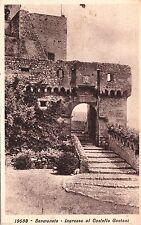 # SERMONETA: INGRESSO AL CASTELLO GAETANI- ediz. DIENA 18680