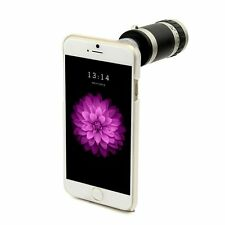 New 8x Zoom Telephoto Optical Camera Lens Telescope Case for iPhone 6 6S