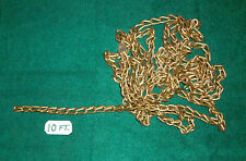 10 Ft. SOLID BRASS CHAIN