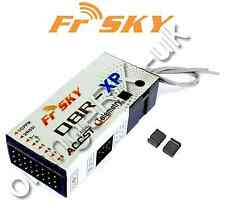 FrSky ACCST 2.4GHz D8R-XP Telemetry Receiver with CPPM & RSSI - orangeRX - uk