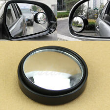 NEW Round Wide Angle Convex Blind Spot Mirror Rear View Messaging Car Vehicle BK