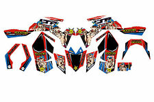 Suzuki LTR450R GRAPHIC KIT STIKERS DECALS LTR PEGATINAS DECALS LTR 450 R