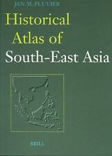 HISTORICAL ATLAS OF SOUTH-EAST ASIA NEW HARDCOVER BOOK