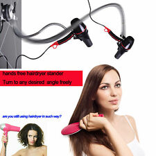 Rolling freely Hair Dryer Holder Hands free hairdryer stand with Suction Cup