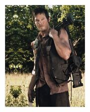 NORMAN REEDUS - THE WALKING DEAD AUTOGRAPHED SIGNED A4 PP POSTER PHOTO 6