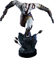 "GOD OF WAR - Lunging Kratos 19"" Statue (Gaming Heads) #NEW"