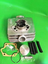 SSW Tuning Zylinder Kit 60ccm 6Kanal + Kopf für Simson S51 Schwalbe Kr51/2 SR50