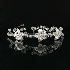 Wedding Bridal Crystal Hair Accessories Headband Crown Tiara Headpiece Band